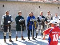 Návštěva potulných rytířů, Tábor Fara 2006