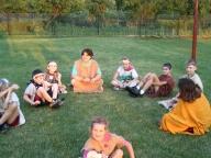 Slavnostní zahájení, Tábor Fara 2005