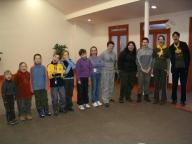 Schůzka, zima 2008