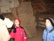 Tajemný mlýn, únor 2008
