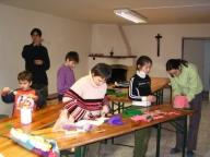 Stavba ministanů, březen 2008