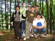 Orelská pouť do Křtin, květen 2008