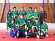 22.3.2009 Liga st. žáků, Brno-Bohunice