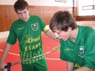 24.1.2010 Liga juniorů, Brno-Bohunice