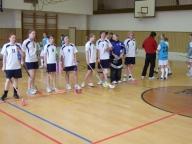 31.1.2010 Liga juniorek, Uherský Brod