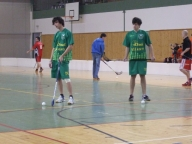 8.1.2011 Liga juniorů, Křenovice