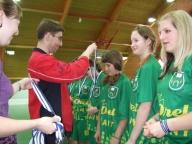 13.3.2011 Liga žákyň, celkové 2. místo, Slavkov u Brna